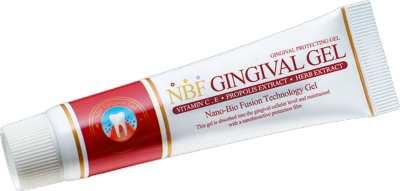 Gel gingival NBF